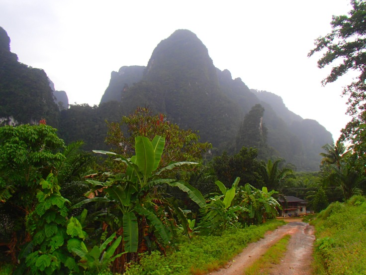 Khao Sok Nationalpark, Thailand