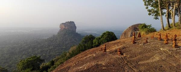 Lions Rock Sigiriya Sri Lanka