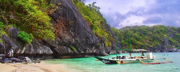 Beach El Nido Philippines