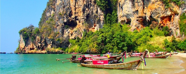 Andaman Coast Hat Tonsai Thailand